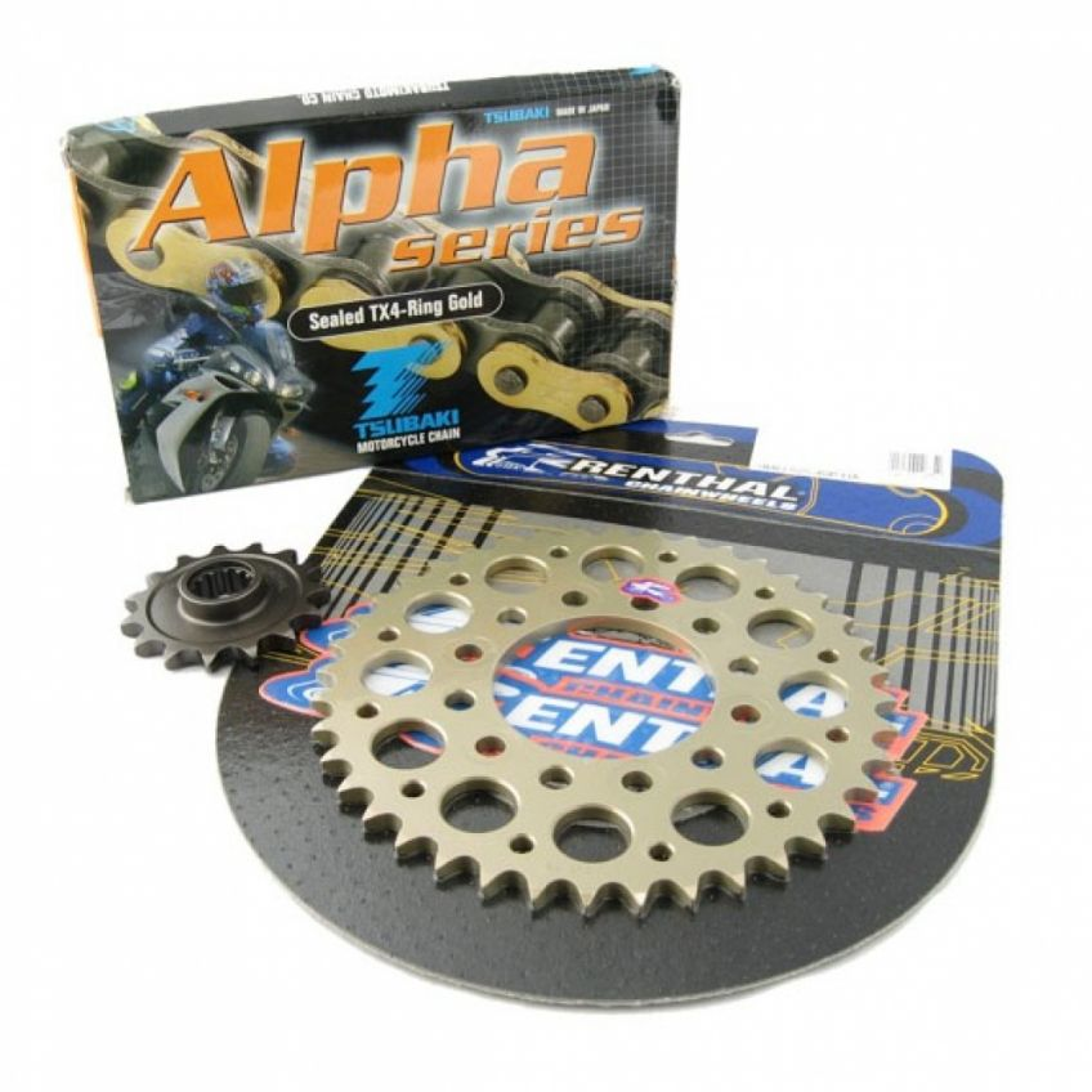 Cagiva 125 Mito 00-03 Final Drive | Chain & Sprocket Kit