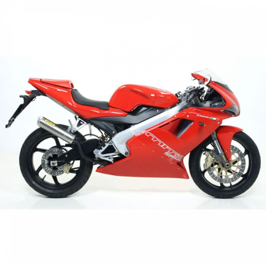 Cagiva Mito SP 525 08-09 ARROW Road approved titanium silencer
