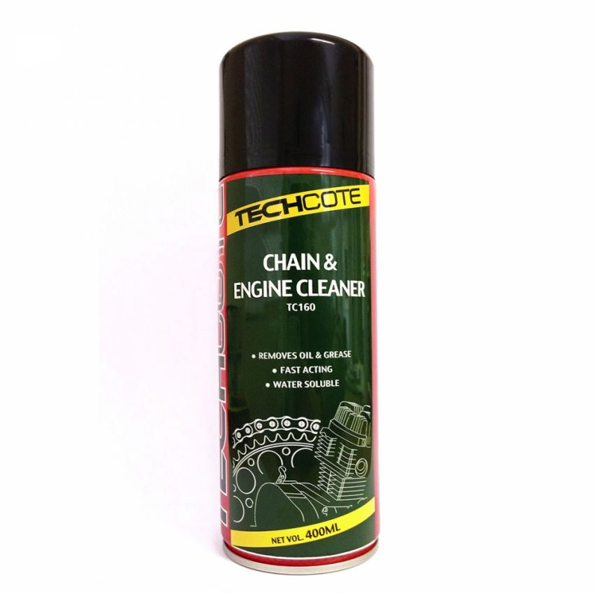 TECH COTE Motorcycle Chain and Engine Cleaner