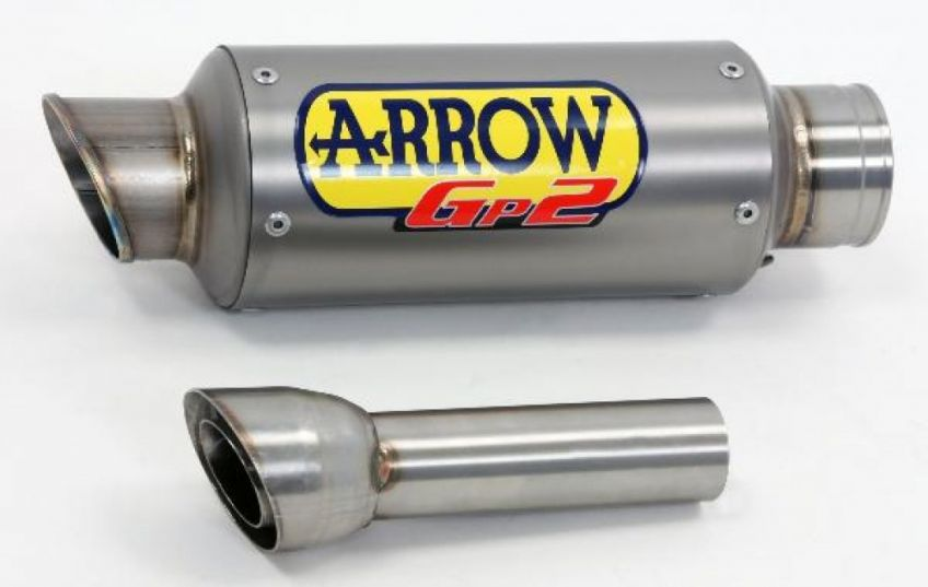 Universal DB Killer for ARROW GP2 Silencers