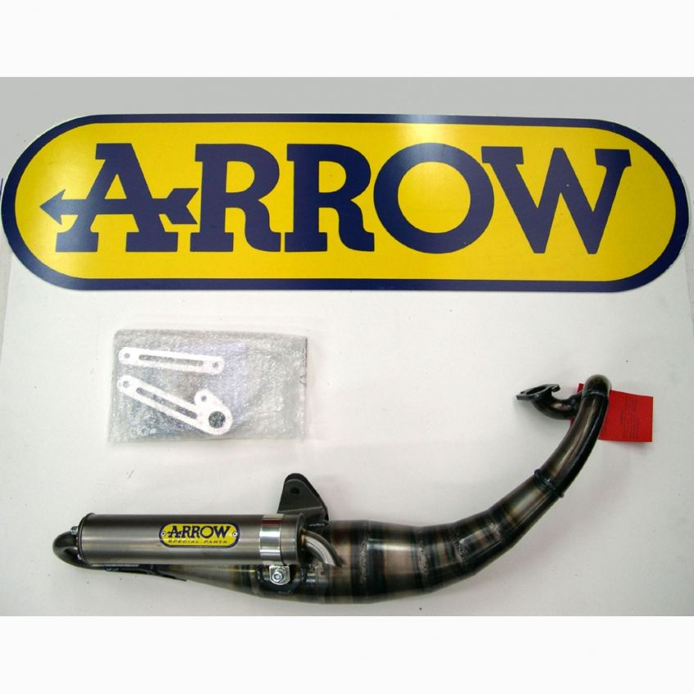 Yamaha Aerox 50 95-11 | MBK Nitro 50 97-11 ARROW Exhaust