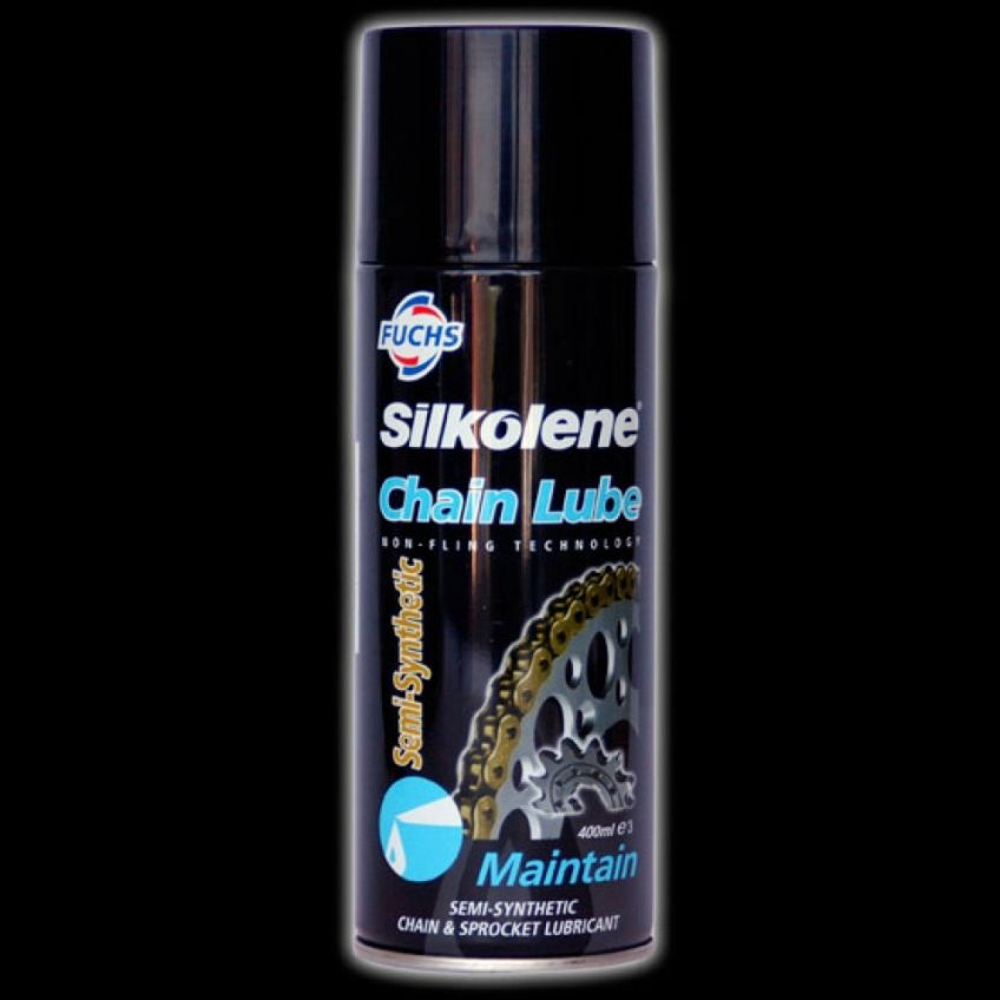 Silkolene Chain Lube - Motorcycle Chain Lube