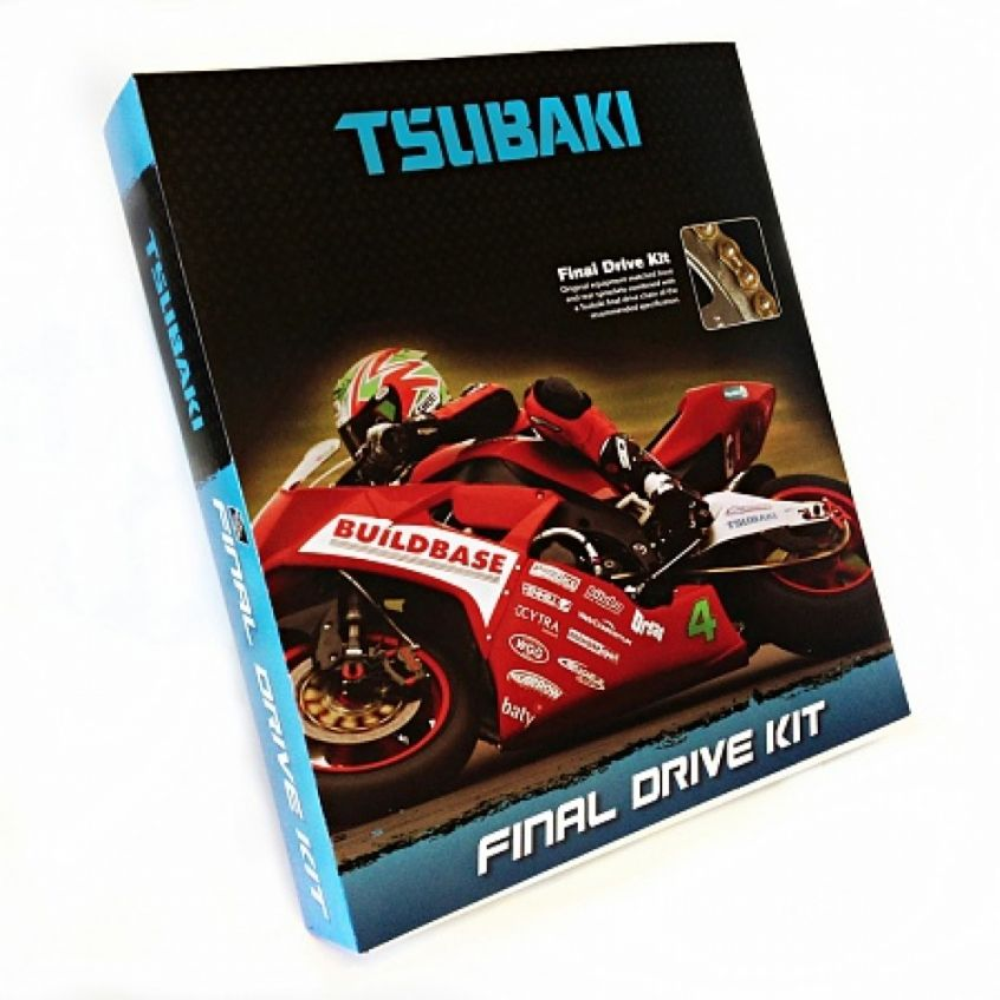 Derbi 50 Senda 2003-2004 Final Drive | Chain and Sprocket Kit