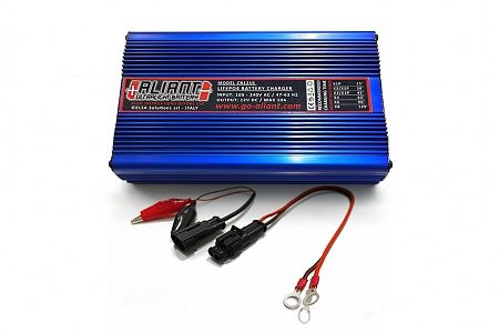 Aliant Lithium Motorcycle Battery Charger 10amp