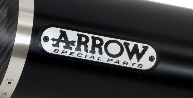 ARROW Dark Line Badge / Plate