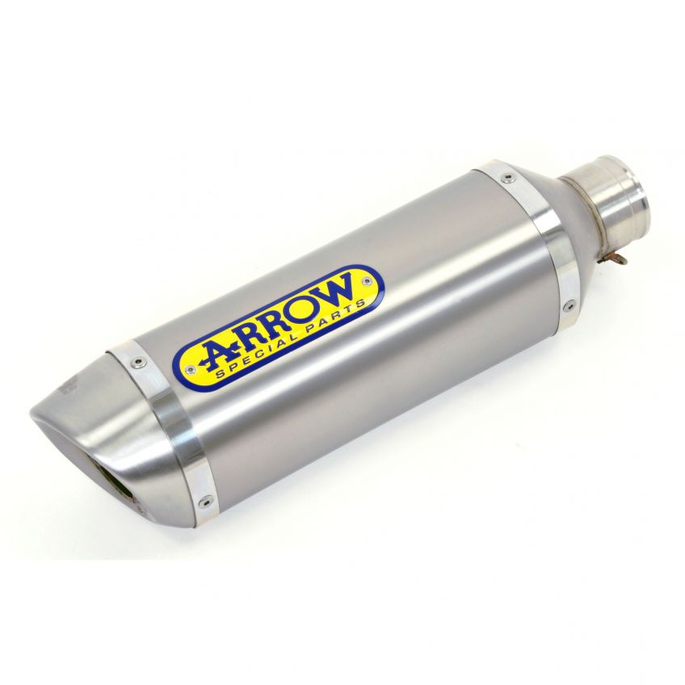 ARROW titanium silencer