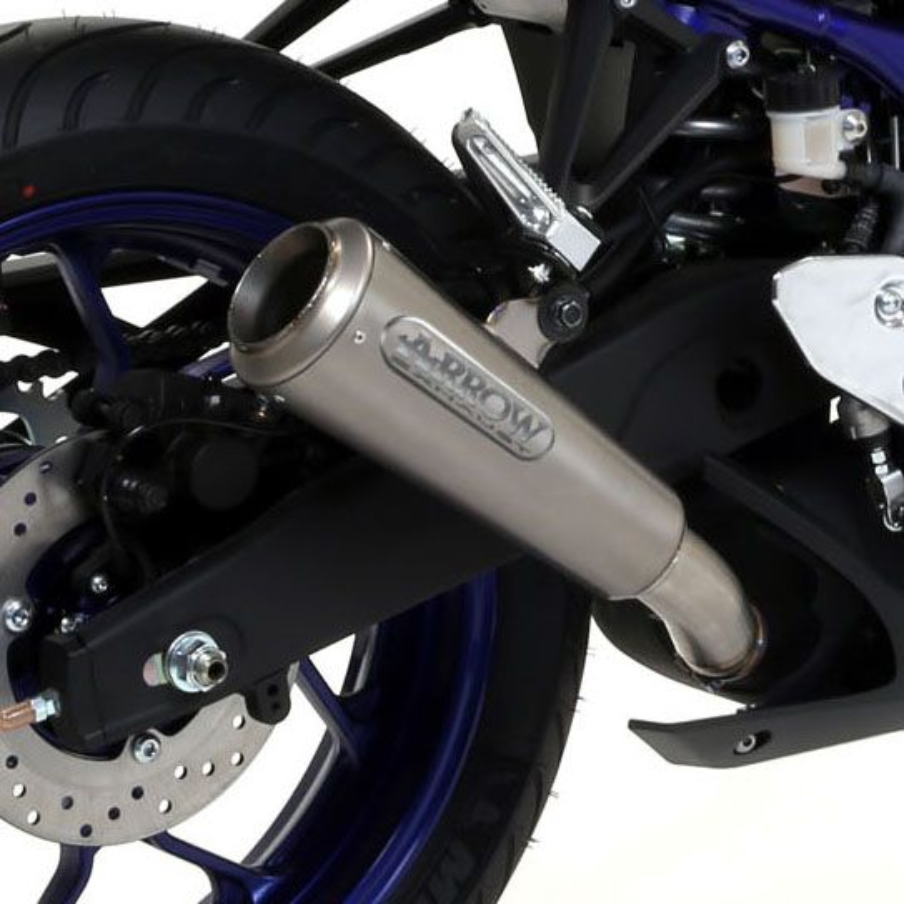Yamaha MT-03 ARROW Pro-Race Silencer