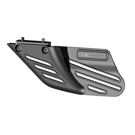 KAWASAKI GB Racing Chain Guard - Long