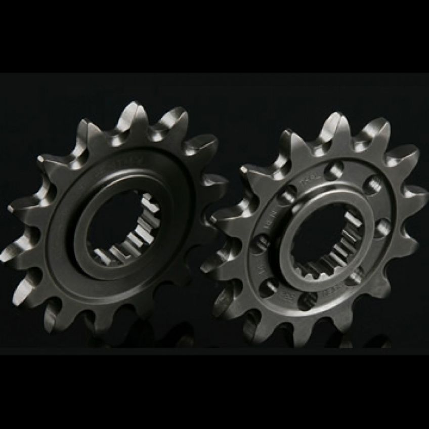 RENTHAL Front Sprocket TM 125 MX / Enduro 2000-2002 & 2011