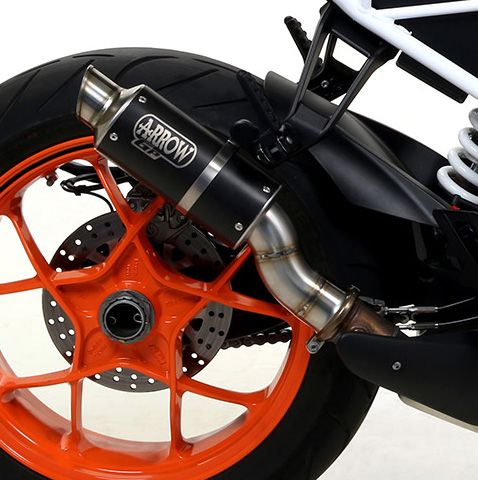 KTM 1290 Super Duke R Arrow GP2 Dark Silencer