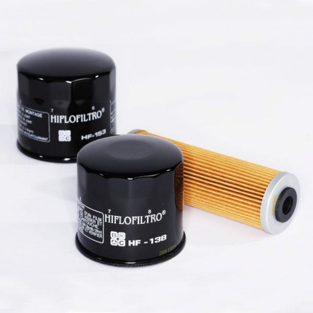 Hi Flo Oil Filter - HF115