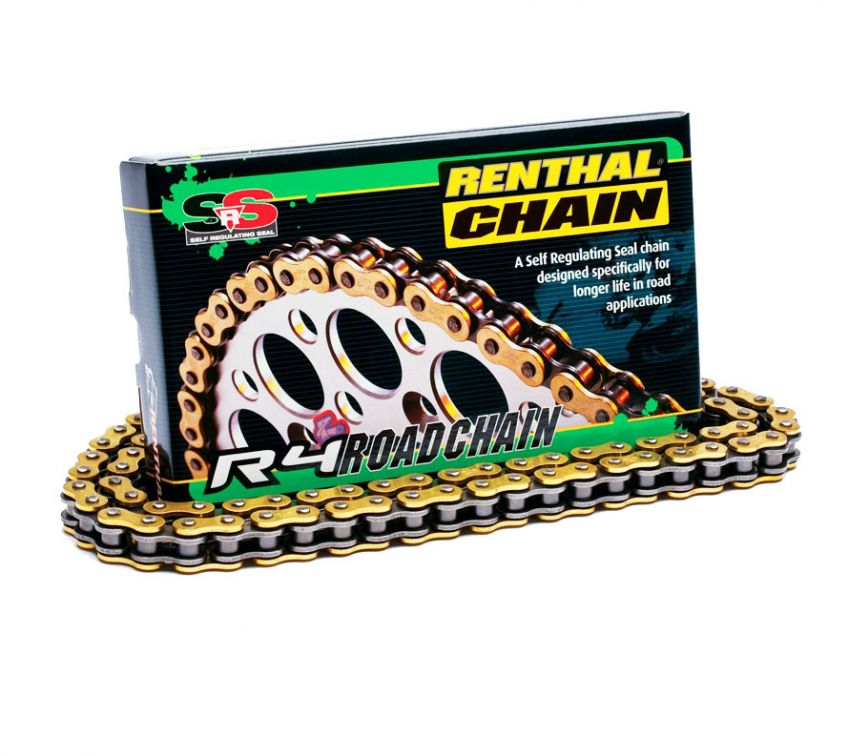 Renthal R4 SRS 525 Motorcycle Chain