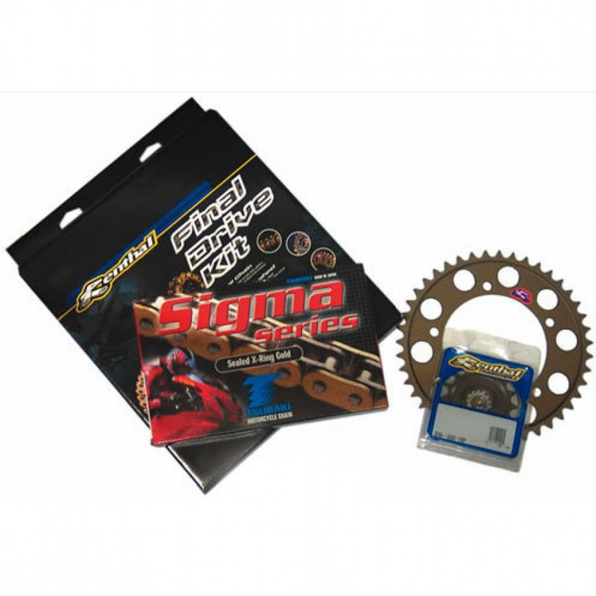 KTM 1190 RC8 2008-2009 Final Drive | Chain and Sprocket Kit