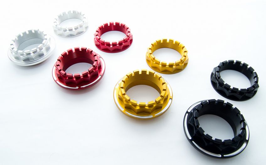 SPIDER Wheel Nut Kit Ducati