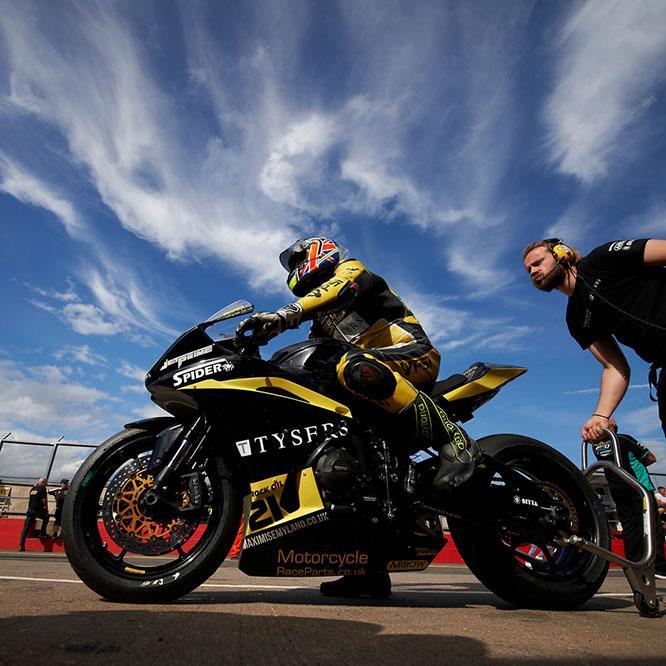 TYSERS - MotorcycleRaceParts - BSB Donington Park 2021
