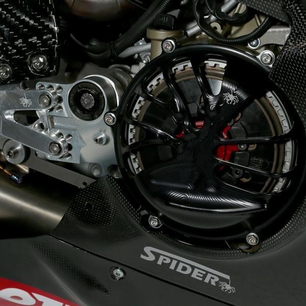 SPIDER Rearsets - The best motorcycle rearsets in the world?…possibly!