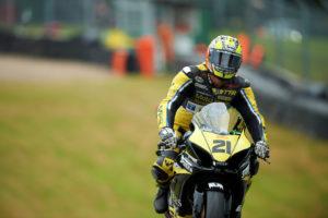 TYSERS - MotorcycleRaceParts - BSB 2021 Round 1 - Tom Tunstall Racing